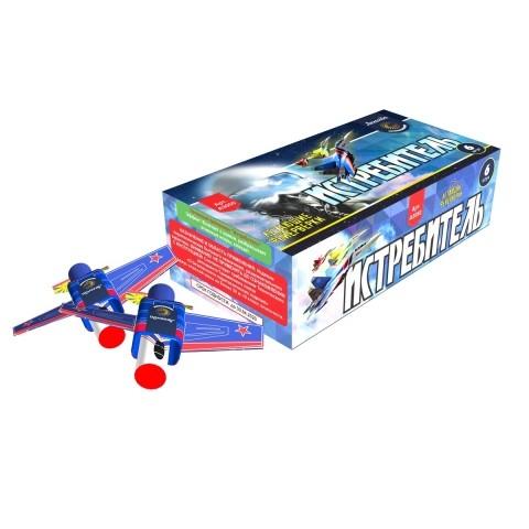 """Летающий фейерверк """"Истребитель"""" А3050"""