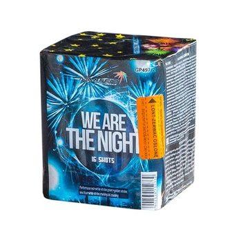Батарея салютов WE ARE THE NIGHT