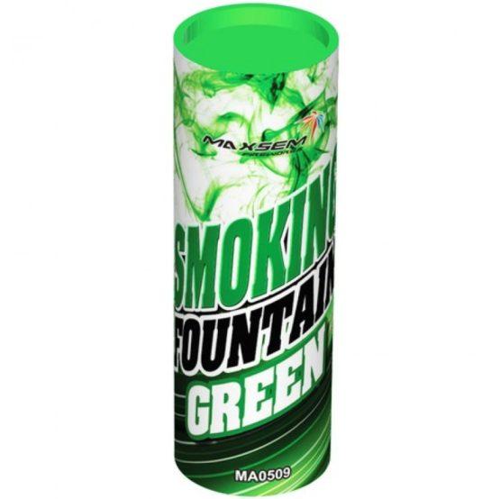 Цветной Дым MA0509 Green