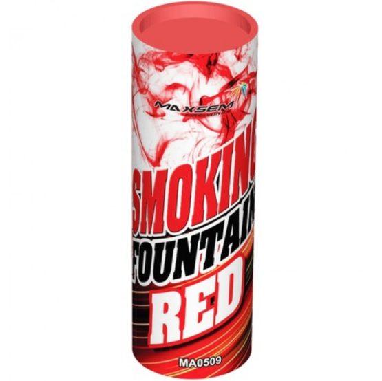 Цветной Дым MA0509 Red