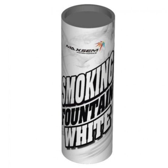 Цветной Дым MA0509 White