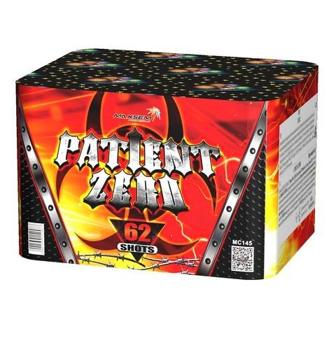 Батарея салютов Patient Zero mc145