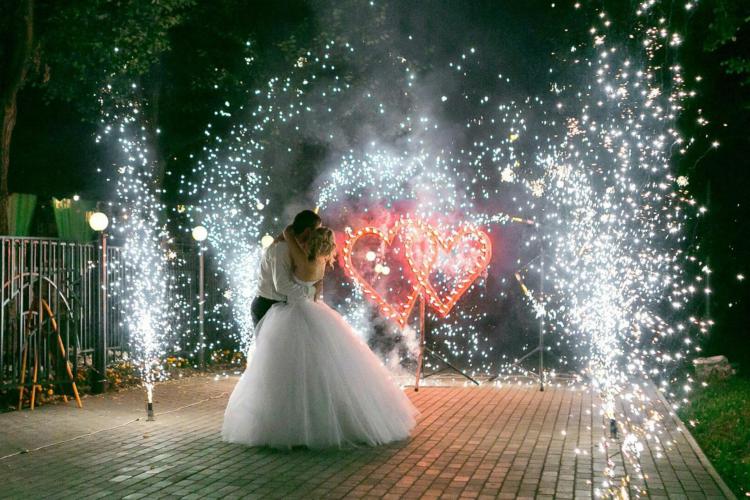 Пиротехнические Свадебные Наборы