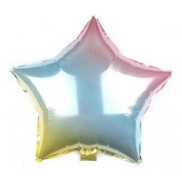 Фольгированные воздушные шарики фигуры